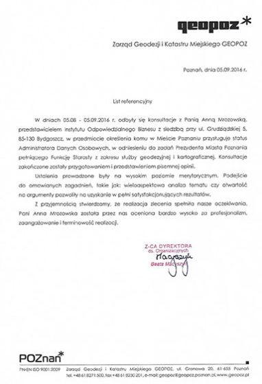 2-referencje-Miasto-Poznan-GEOPOZ