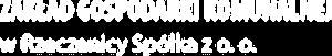 szkolenie z ochrony danych osobowych logo zgk rzeczenica